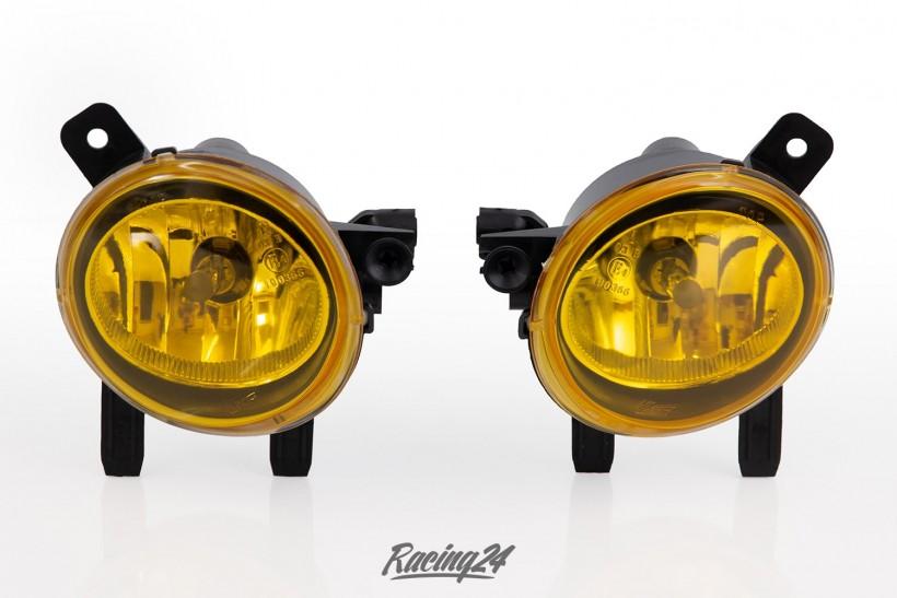Nebelscheinwerfer Set, gelb, Klarglas für BMW F20, F30, F31, F34