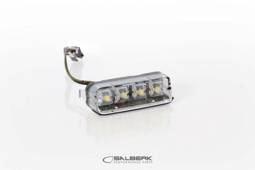 LED-Unterflurbeleuchtung rechts (Beifahrerseite)