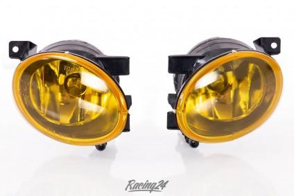 Nebelscheinwerfer Set, gelb, Klarglas