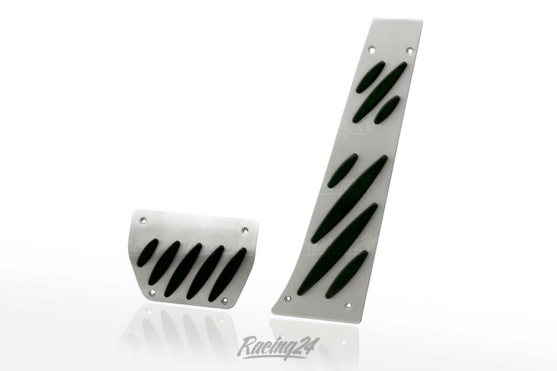 Aluminium Pedale Automatikgetriebe Design #3