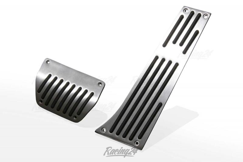 Aluminium Pedal Set Automatikgetriebe Design #1
